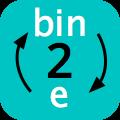Bin2e