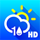 10日間天気予報: 24時間、詳細、天気予報+ライブHD壁紙(アニメーション)
